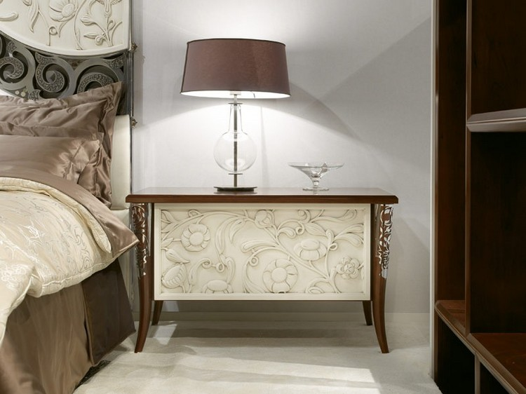 Bedroom Decor Ideas Bedroom Decor Ideas: 50 Inspirational Bedside Tables classic