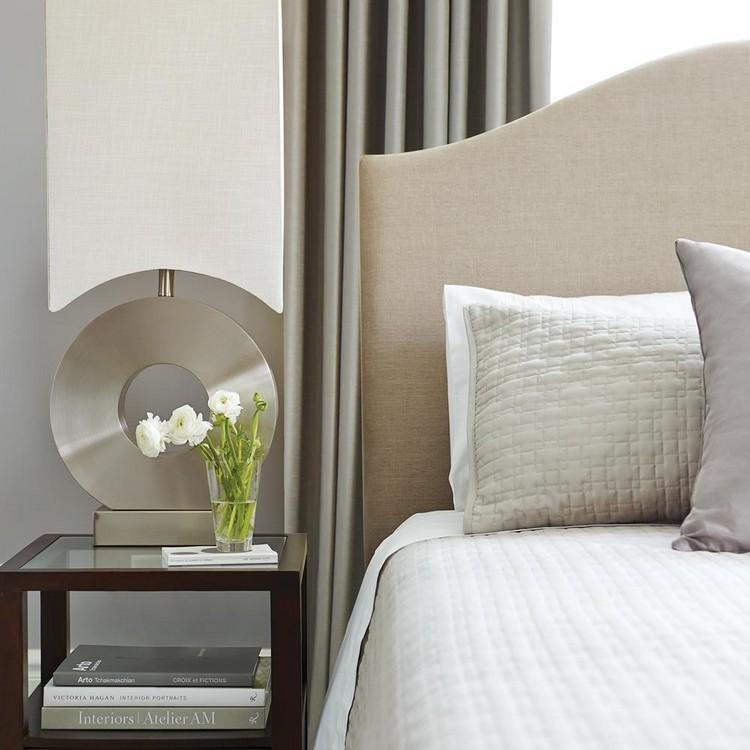 Bedroom Decor Ideas Bedroom Decor Ideas: 50 Inspirational Bedside Tables classic3