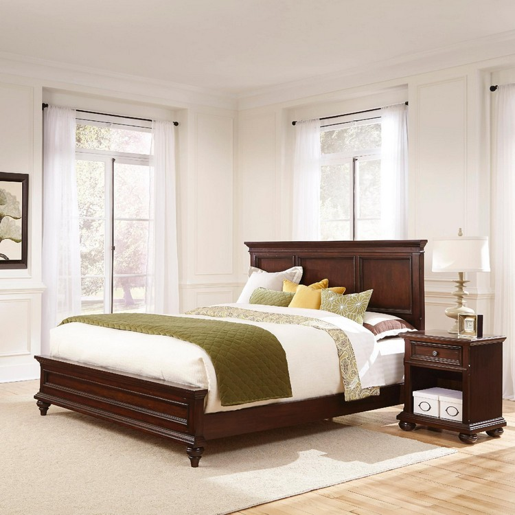 Bedroom Decor Ideas Bedroom Decor Ideas: 50 Inspirational Bedside Tables classic4
