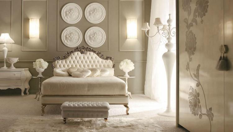 Bedroom Decor Ideas Bedroom Decor Ideas: 50 Inspirational Beds classic41