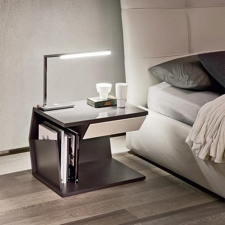Bedroom Decor Ideas Bedroom Decor Ideas: 50 Inspirational Bedside Tables contemp