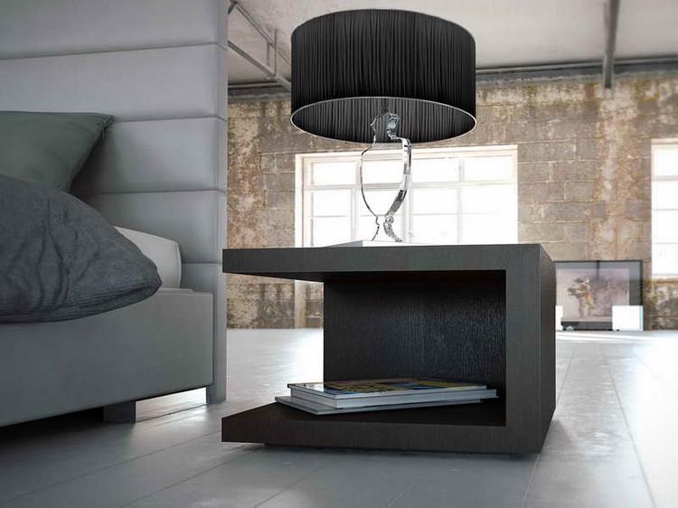 Unique Bedside Tables Simple Furniture Enchanting Unusual