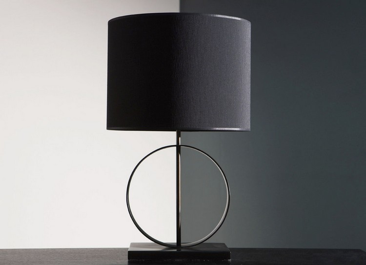 bedroom decor ideas Bedroom Decor Ideas: 50 Inspirational Table Lamps contemp