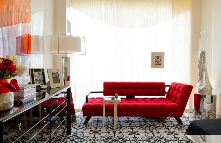Bedroom Decor Ideas: 50 Inspirational Chaise Longs Bedroom Decor Ideas Bedroom Decor Ideas: 50 Inspirational Chaise Longue contemp31