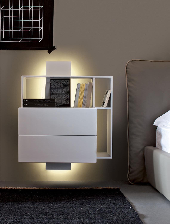 Bedroom Decor Ideas Bedroom Decor Ideas: 50 Inspirational Bedside Tables creative 2