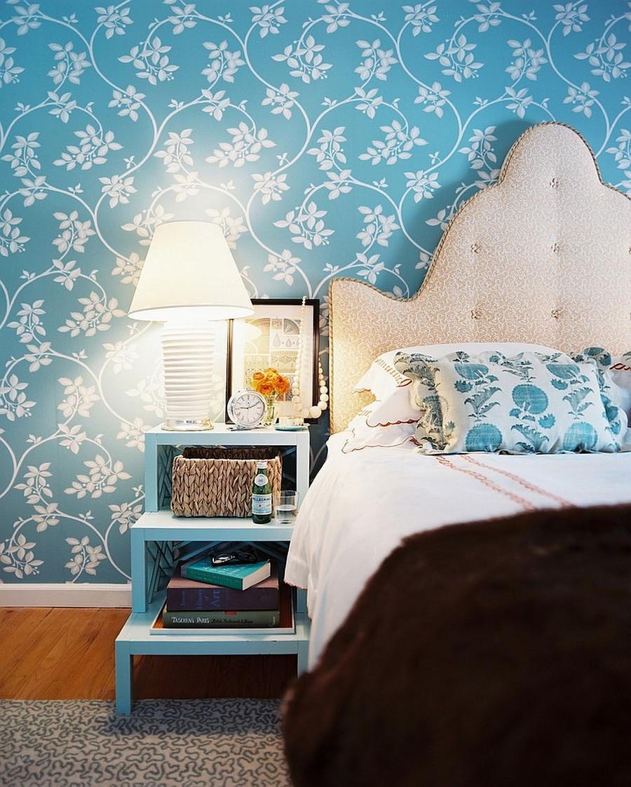 Bedroom Decor Ideas Bedroom Decor Ideas: 50 Inspirational Bedside Tables creative