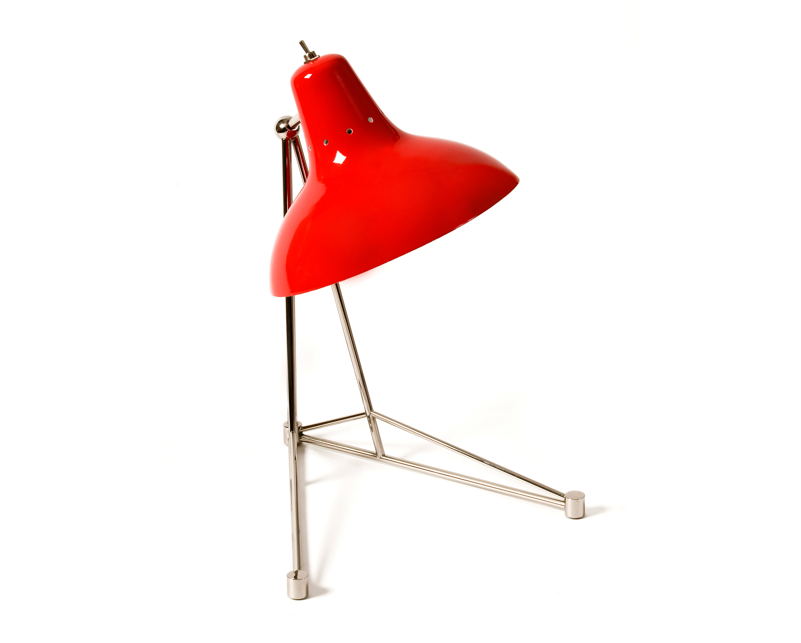 bedroom decor ideas Bedroom Decor Ideas: 50 Inspirational Table Lamps custom1 diana table custom glossy red zoom