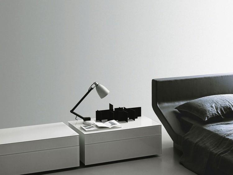 Bedroom Decor Ideas Bedroom Decor Ideas: 50 Inspirational Bedside Tables design