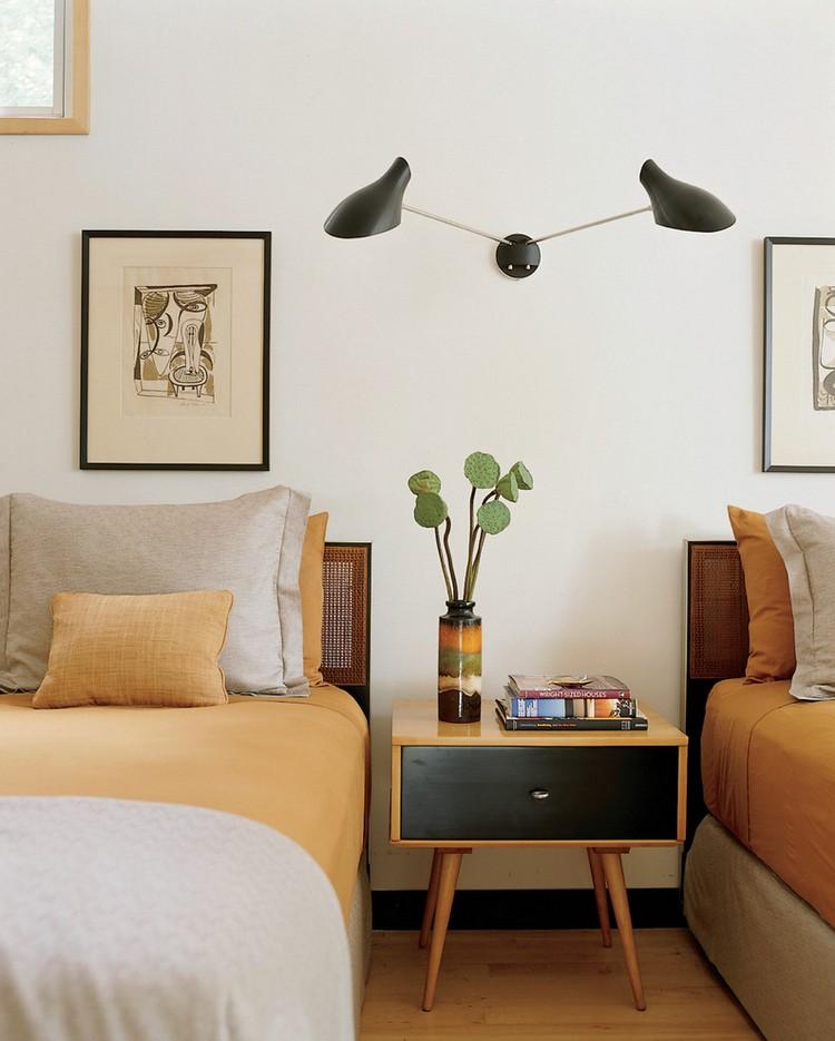 Bedroom Decor Ideas Bedroom Decor Ideas: 50 Inspirational Bedside Tables design3