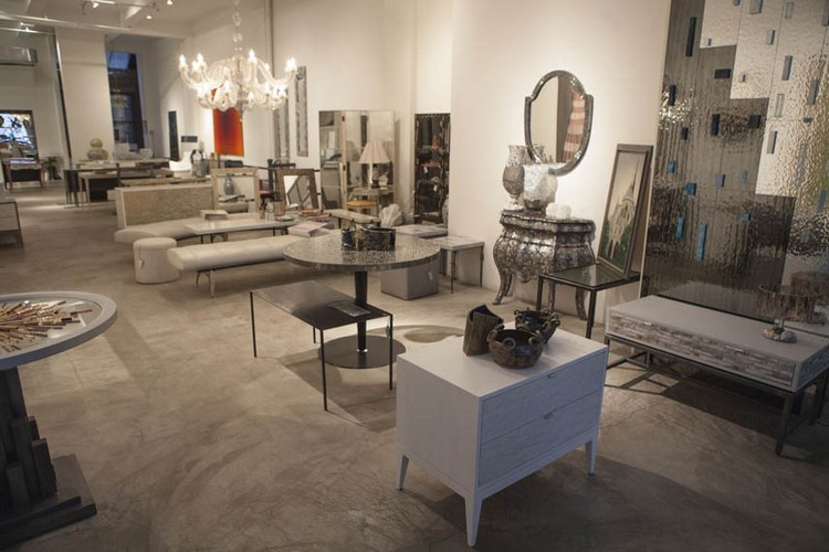 Living Room Decor Ideas: 50 design center tables from Maison et Objet Americas Maison et Objet Living Room Decor Ideas: 50 center tables in Maison et Objet Americas ercole