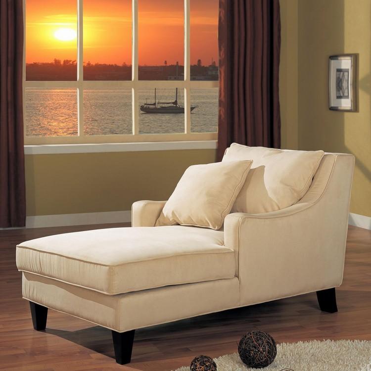 Bedroom Decor Ideas Bedroom Decor Ideas: 50 Inspirational Chaise Longue fabric1