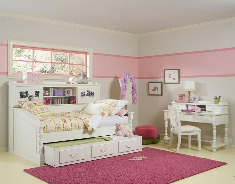Bedroom Decor Ideas Bedroom Decor Ideas: 50 Inspirational Beds girl3