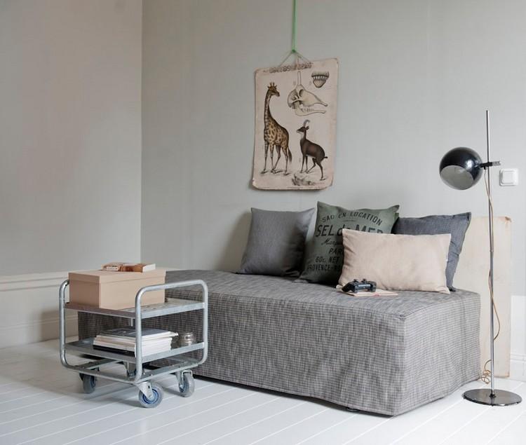 Bedroom Decor Ideas Bedroom Decor Ideas: 50 Inspirational Day Beds grey21