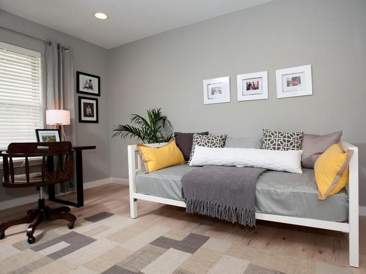 Bedroom Decor Ideas Bedroom Decor Ideas: 50 Inspirational Day Beds grey41