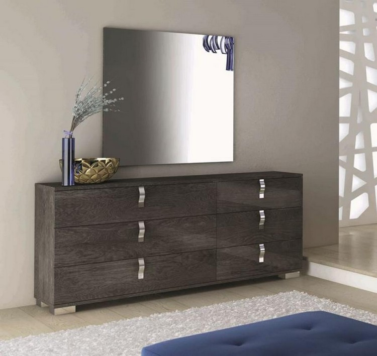 Bedroom Decor Ideas Bedroom Decor Ideas: 50 Inspirational Chests of Drawers grey42