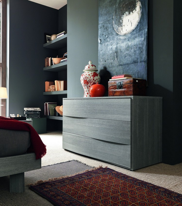 Bedroom Decor Ideas Bedroom Decor Ideas: 50 Inspirational Chests of Drawers grey7