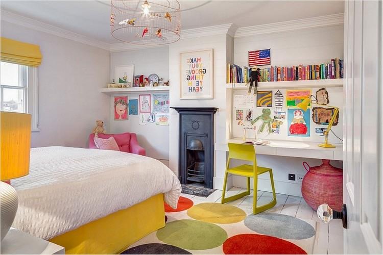Bedroom Decor Ideas: 50 Inspirational Rugs Bedroom Decor Ideas Bedroom Decor Ideas: 50 Inspirational Rugs kids102