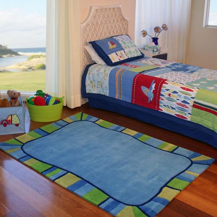 Bedroom Decor Ideas Bedroom Decor Ideas: 50 Inspirational Rugs kids15