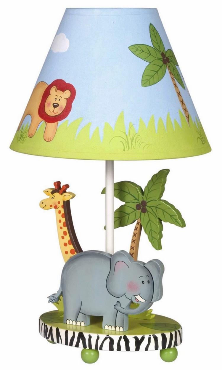bedroom decor ideas Bedroom Decor Ideas: 50 Inspirational Table Lamps kids5