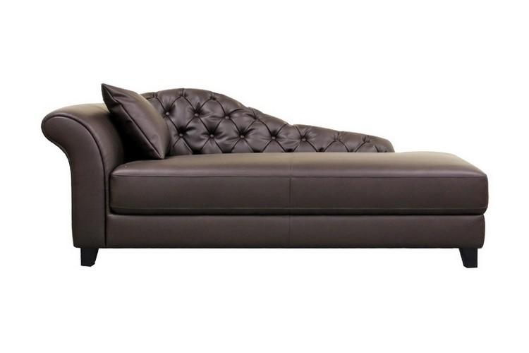Bedroom Decor Ideas Bedroom Decor Ideas: 50 Inspirational Chaise Longue leather1