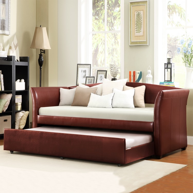Bedroom Decor Ideas Bedroom Decor Ideas: 50 Inspirational Day Beds leather11