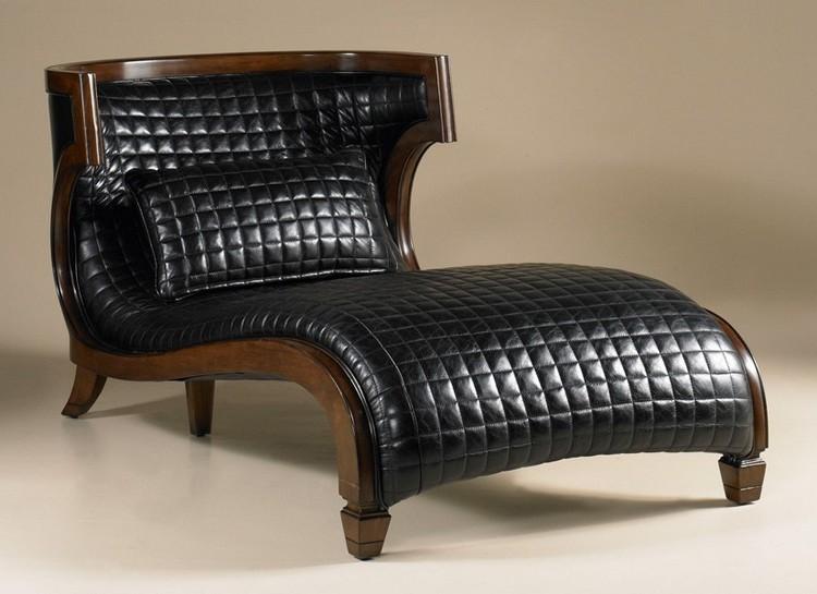 Bedroom Decor Ideas Bedroom Decor Ideas: 50 Inspirational Chaise Longue leather4