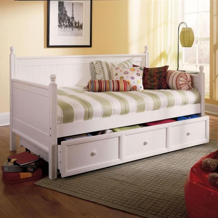 Bedroom Decor Ideas Bedroom Decor Ideas: 50 Inspirational Day Beds lihgt6