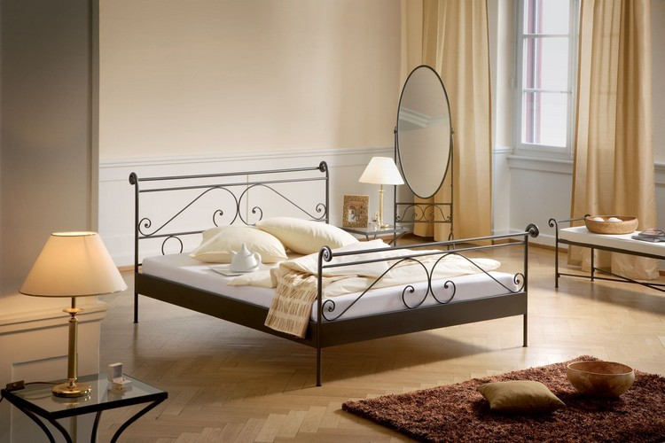 Bedroom Decor Ideas Bedroom Decor Ideas: 50 Inspirational Beds metal