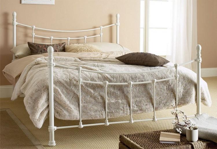 Bedroom Decor Ideas Bedroom Decor Ideas: 50 Inspirational Beds metal3