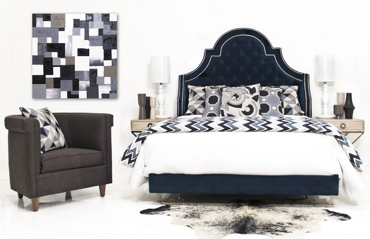 Bedroom Decor Ideas: 50 Inspirational Beds Bedroom Decor Ideas Bedroom Decor Ideas: 50 Inspirational Beds navy