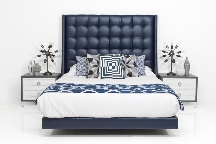 Bedroom Decor Ideas Bedroom Decor Ideas: 50 Inspirational Beds navy1