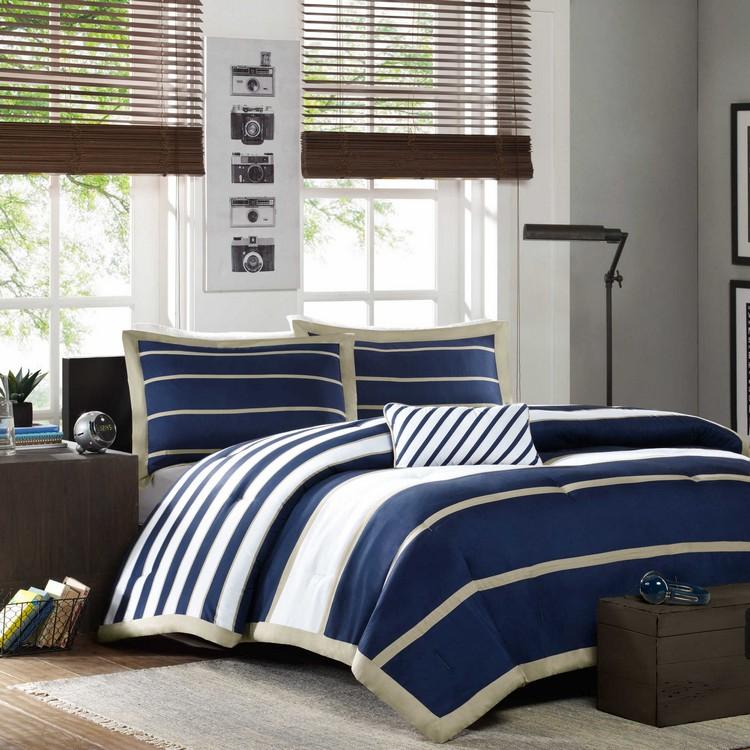 Bedroom Decor Ideas Bedroom Decor Ideas: 50 Inspirational Beds navy5