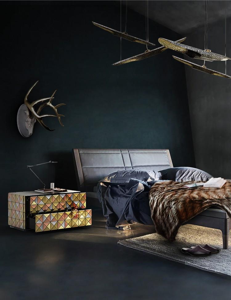 Bedroom Decor Ideas Bedroom Decor Ideas: 50 Inspirational Bedside Tables pixel 2