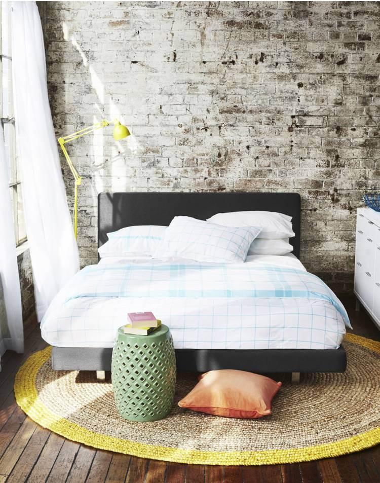 Bedroom Decor Ideas Bedroom Decor Ideas: 50 Inspirational Rugs round5