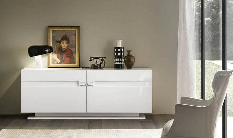 Living Room Decor Ideas Living Room Decor Ideas: Top 50 design sideboards ideas white24