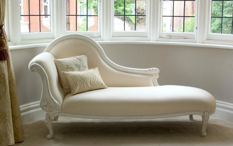Bedroom Decor Ideas Bedroom Decor Ideas: 50 Inspirational Chaise Longue white33