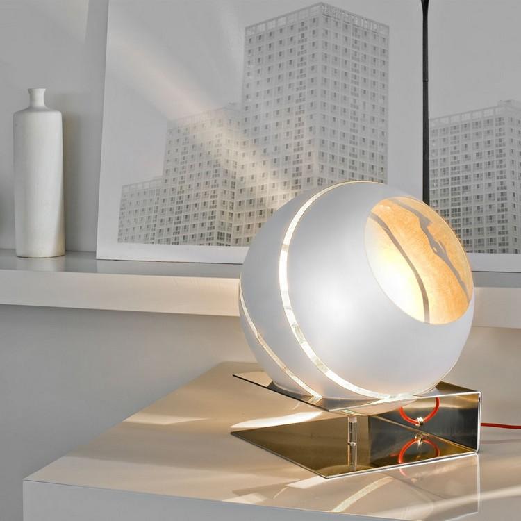 bedroom decor ideas Bedroom Decor Ideas: 50 Inspirational Table Lamps white4