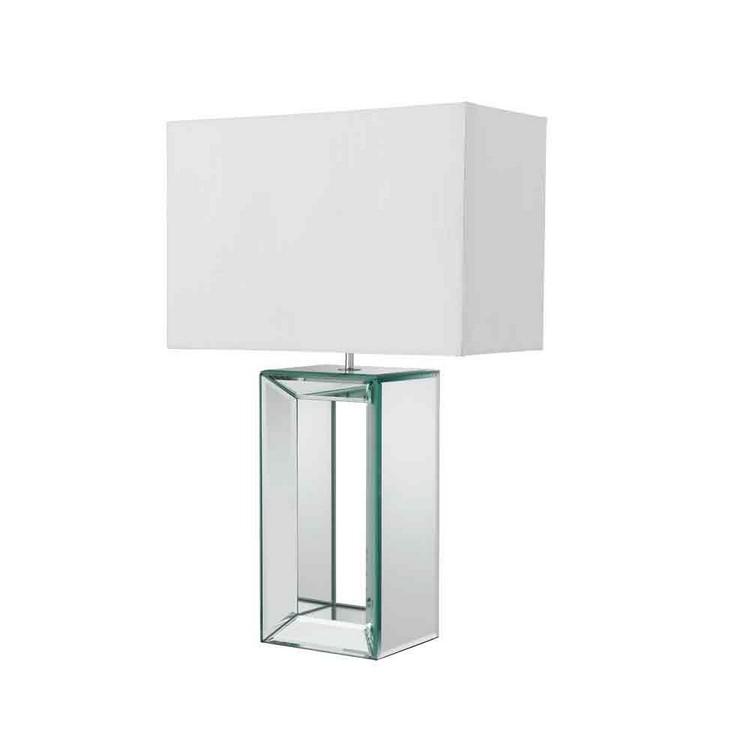 bedroom decor ideas Bedroom Decor Ideas: 50 Inspirational Table Lamps white5
