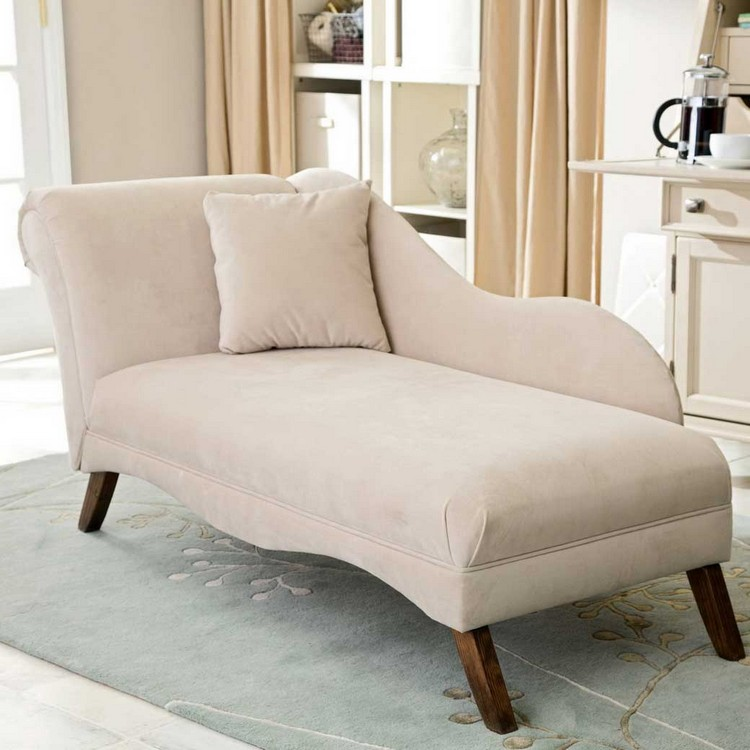 Bedroom Decor Ideas Bedroom Decor Ideas: 50 Inspirational Chaise Longue white6