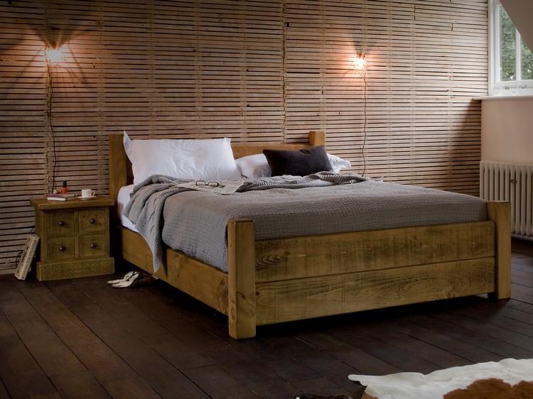 Bedroom Decor Ideas Bedroom Decor Ideas: 50 Inspirational Beds wood2