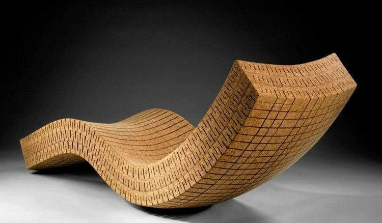 Bedroom Decor Ideas Bedroom Decor Ideas: 50 Inspirational Chaise Longue wood22