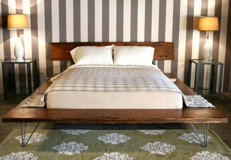 Bedroom Decor Ideas Bedroom Decor Ideas: 50 Inspirational Beds wood4