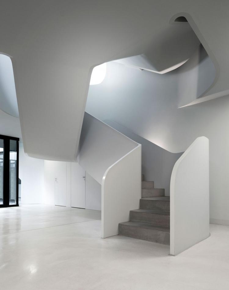 Modern 10 Modern Staircases Design 118