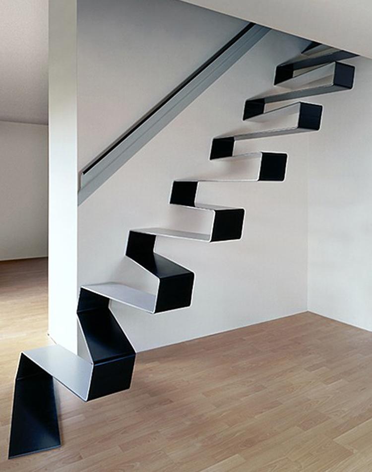 Modern 10 Modern Staircases Design 77