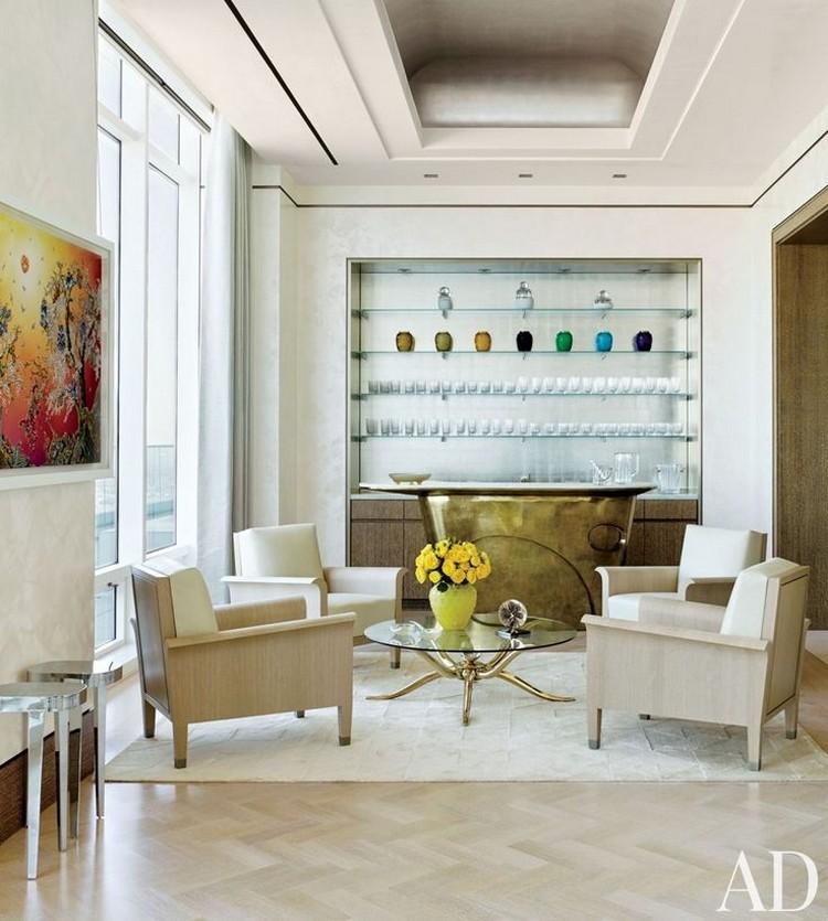 Living Room Decor Ideas Living Room Decor Ideas: 50 coffee tables ideas in brass 9012dea574854faa85f2cab46f79b48e