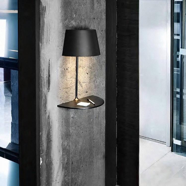 Living Room Decor Ideas: 50 inspirational wall lamps Living Room Decor Living Room Decor Ideas: 50 inspirational wall lamps black1