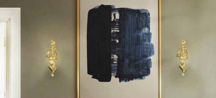 Living Room Decor Ideas: 50 inspirational wall lamps