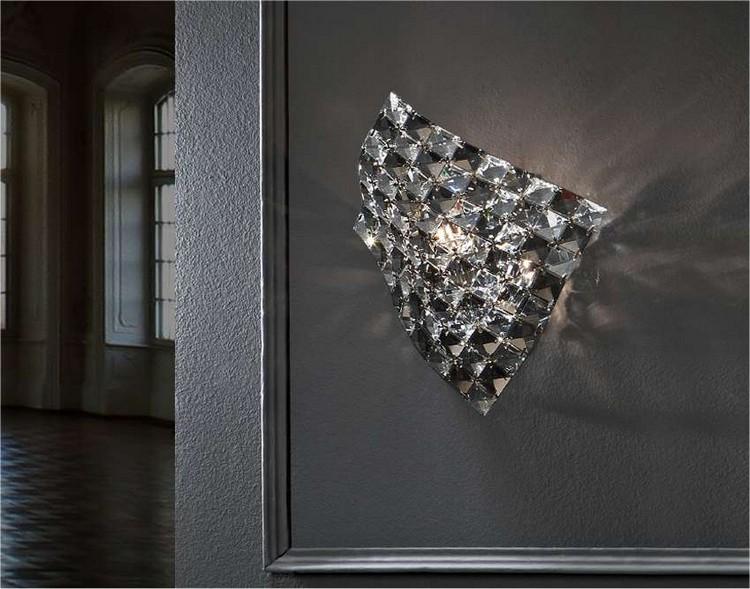 Living Room Decor Living Room Decor Ideas: 50 inspirational wall lamps crystal 1
