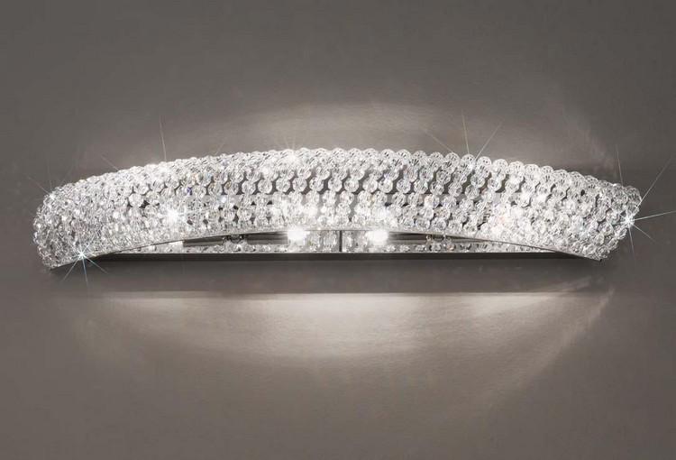Living Room Decor Living Room Decor Ideas: 50 inspirational wall lamps crystal 2