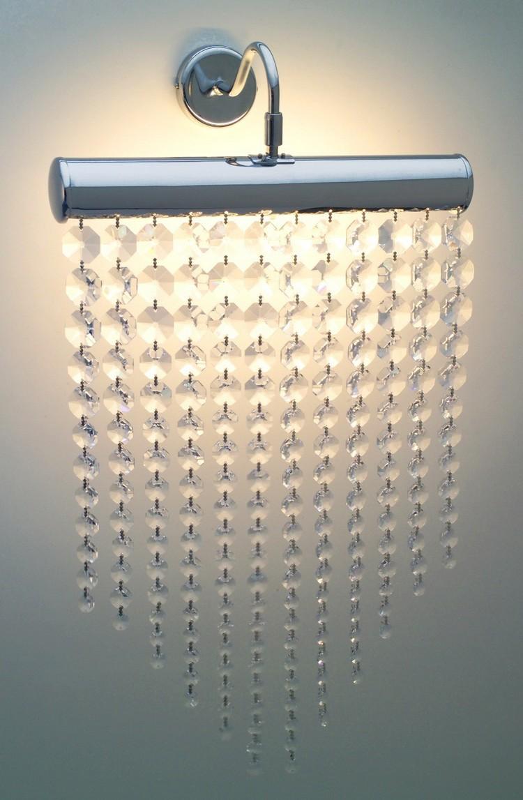 Living Room Decor Living Room Decor Ideas: 50 inspirational wall lamps crystal 4